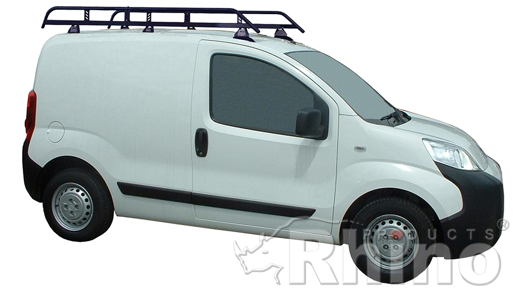 photo ford van bars aluminess of nerf and x rack racks ladder roof with attractive
