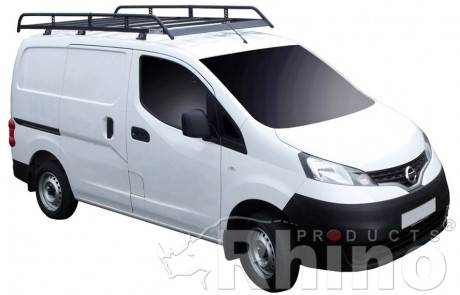 Nissan Nv200 Rhino Van Roof Rack Twin Rear Door Plyline