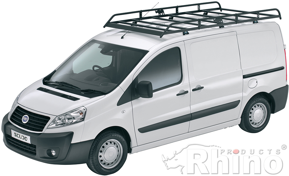 Peugeot Expert Rhino Van Roof Rack 2007 On Lwb Low Roof