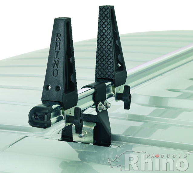 Rhino Roof Rack Bar Delta Load Stops 2 Pair Plyline Uk