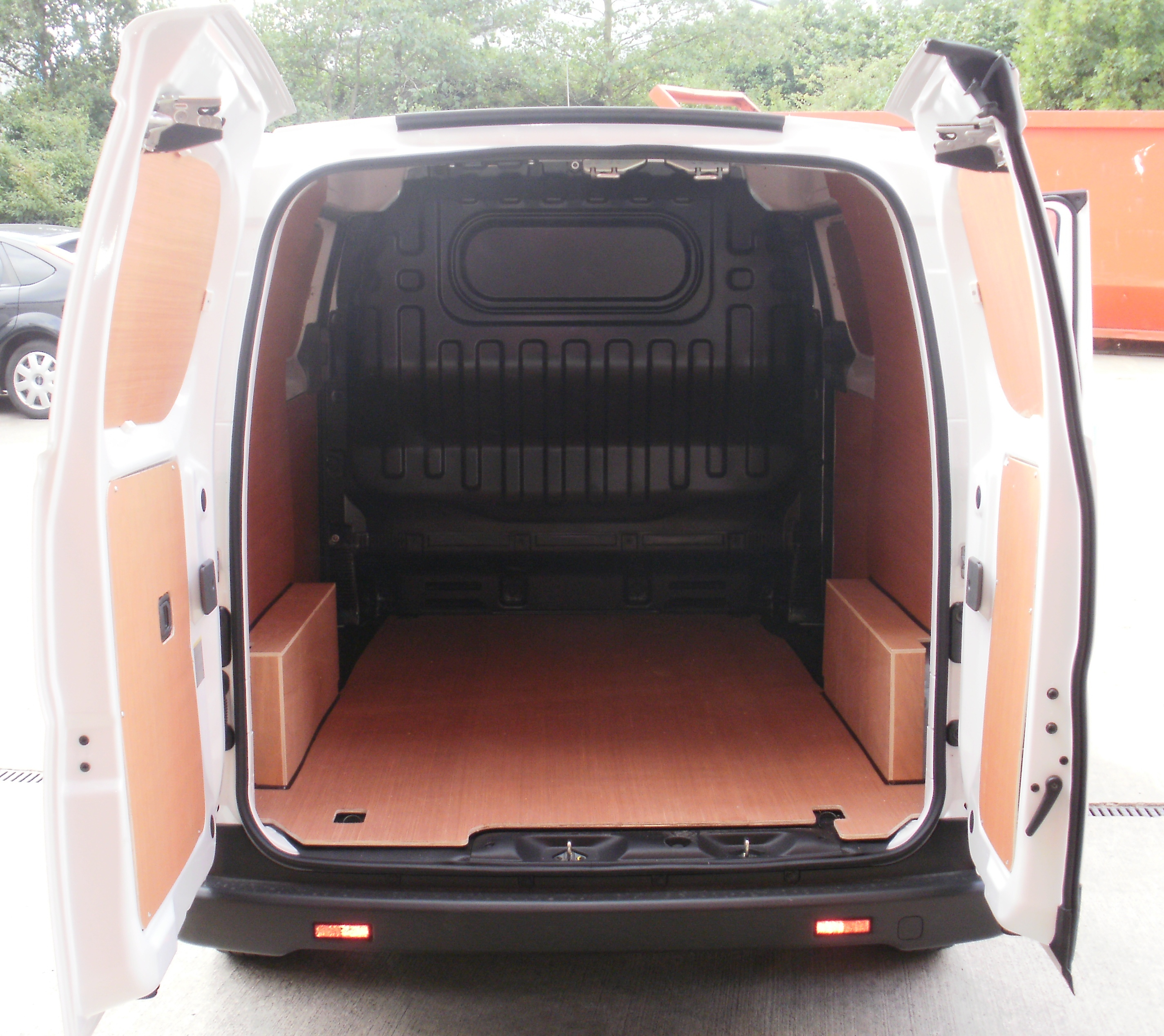 Nissan Nv200 Van Ply Lining Kit Plyline Uk Ltdplyline Uk Ltd