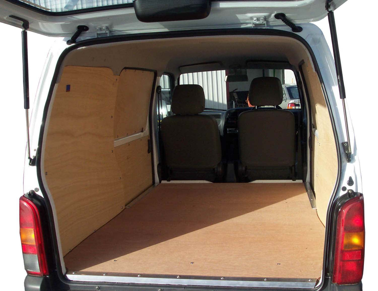 Suzuki Carryvan Ply Lining Kit Plyline Uk Ltdplyline Uk Ltd