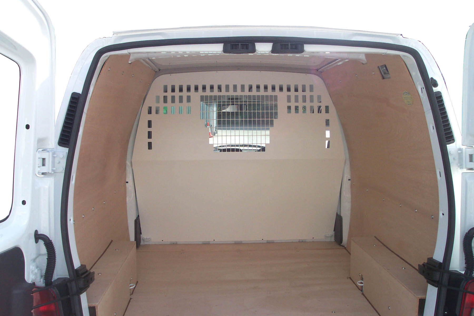 Citroen C15 Van Ply Lining Kit Plyline Uk Ltdplyline Uk Ltd