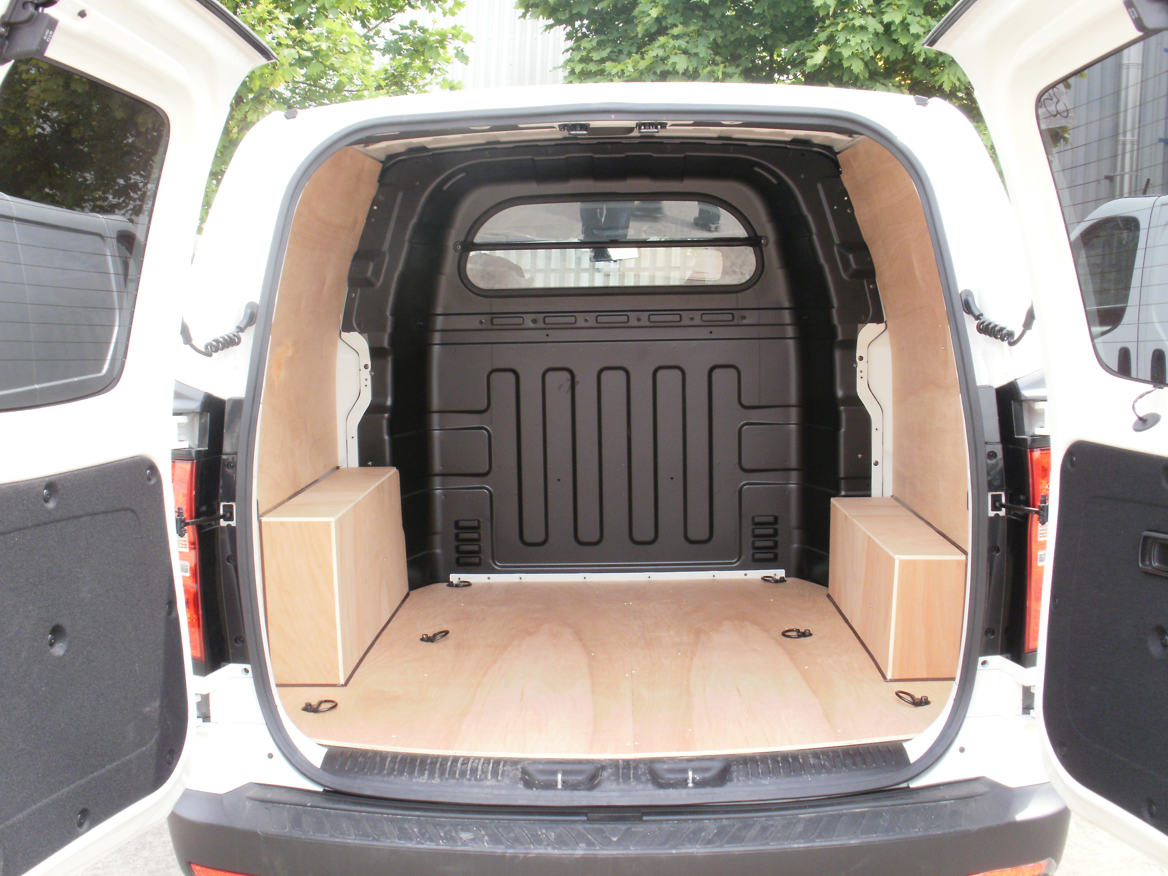 Hyundai Iload Van Ply Lining Kit Plyline Uk Ltdplyline