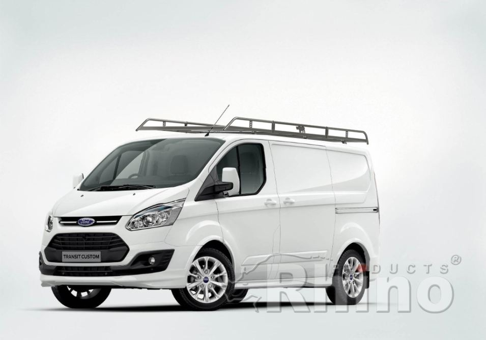 Ford Transit Custom Rhino Van Roof Rack Lwb Low Roof