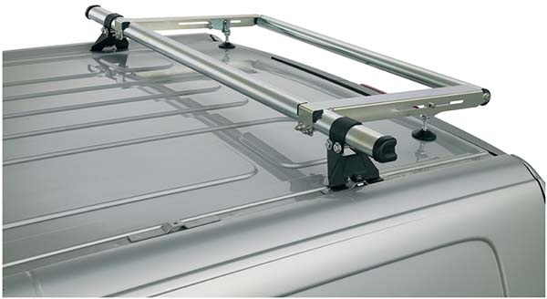 Ford Transit Custom Rhino Low Roof Bar Roller System
