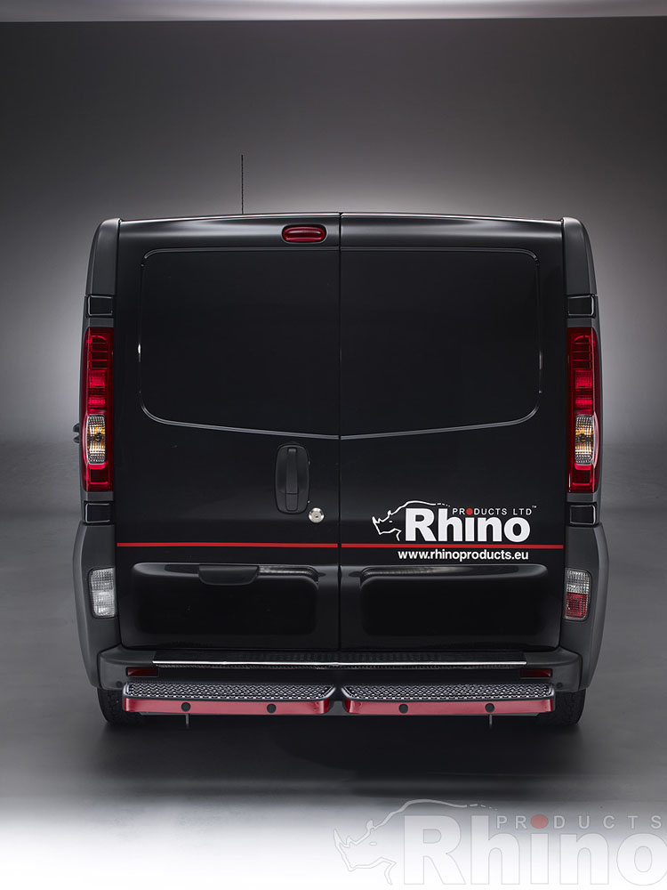 Rhino SafeStep - Twin Black (with reversing sensors ...