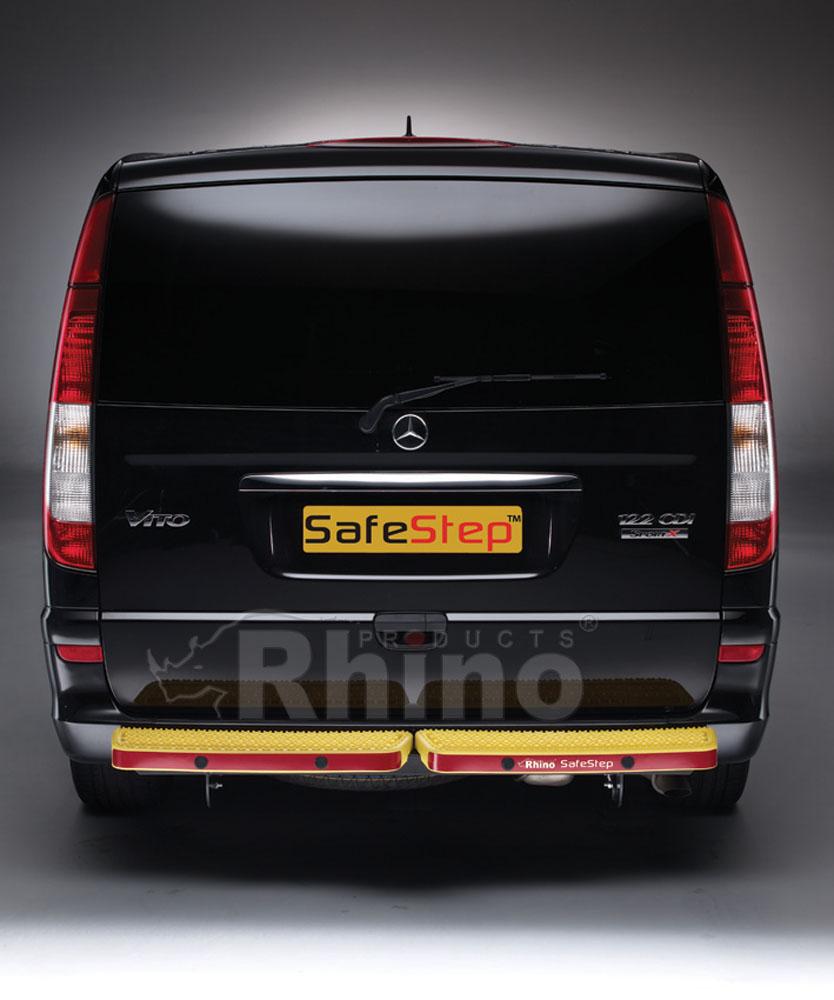 Rhino SafeStep - Twin Yellow (with reversing sensors ...