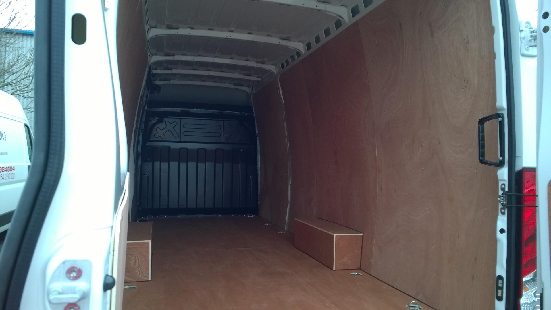 Iveco Lwb Daily Van Ply Lining Kit 2014 Onwards