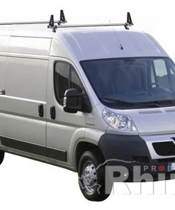 Citroen Relay Rhino 2 Bar Van Roof Bar System 2007 On Mwb High Roof L2 H2 IA2D-B62