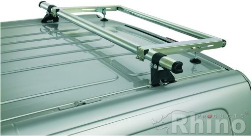 Citroen Dispatch Rhino Roof Bar Roller System 2007 On Lwb Low Roof L2 H1 1000-S450P