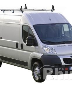 Citroen Relay Rhino 4 Bar Van Roof Bar System 2007 On Lwb High Roof L3 H2 IA4D-B64