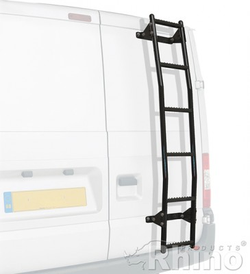Citroen Dispatch Rhino Van 6 Step Rear Door Ladder 2007 On Lwb Low Roof L2 H1 RL6-LK02