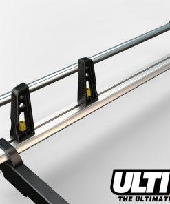 Stainless Steel Roller Kit For The Ford Transit Connect 3 Bar Rack Swb or Lwb Van VG201/3/R