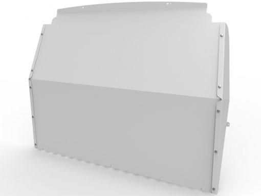 Citroen Dispatch Van Solid Bulkhead 2007 On VG246S