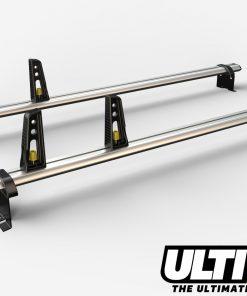 2 Bar Heavy Duty Aluminium Roof Bars For The Low Roof Peugeot Expert Van 07 On H1 VG248/2