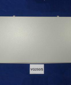 Vauxhall Corsa Van Tailgate Grille & Blank - 2007 On VG250
