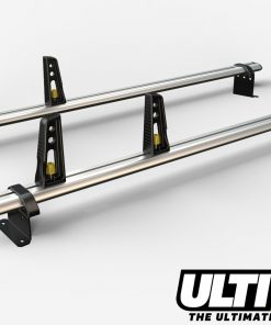 2 Bar Heavy Duty Aluminium Roof Bars For The Ex Lwb Mercedes Vito 2004 On VG264/2/EL