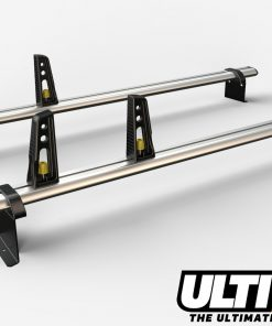 2 Bar Reinforced AluminiumRoof Bars For The Fiat Fiorino Van VG270-2