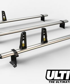 3 Bar Reinforced Aluminium Roof Bars For The Citroen Dispatch Van VG86