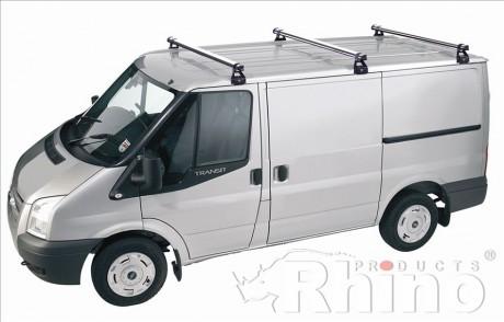 Ford Transit Rhino 3 Bar Van Roof Bar System Swb Low Roof AB3D-B83