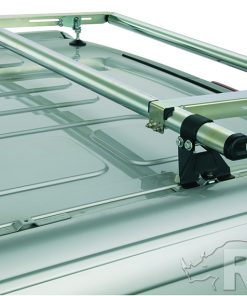 VW Transporter T5 Rhino Van Roof Bar Roller System Swb Tailgate Rear Door 1000-S275P