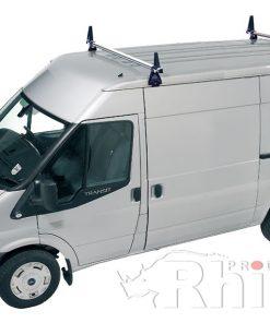 Ford Transit Rhino 2 Bar Van Roof Bar System Lwb Medium Roof A2D-B82