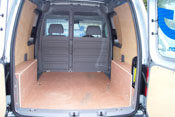 VW Caddy Maxi Van Ply Lining Kit - 2008 On