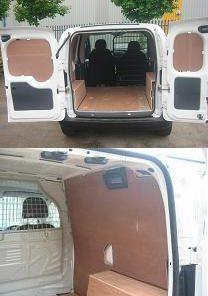 Fiat Fiorino Van Ply Lining Kit