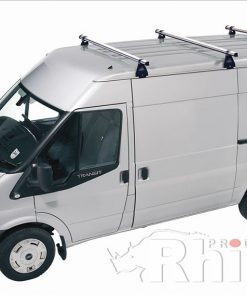 Ford Transit Rhino 3 Bar Van Roof Bar System Mwb Medium Roof A3D-B83