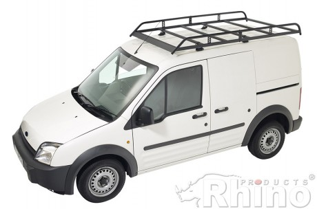 Ford Connect Rhino Van Roof Rack Twin Rear Door Swb R563