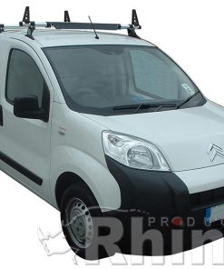 Fiat Fiorino Rhino 3 Bar Van Roof Bar System WB3D-B33K