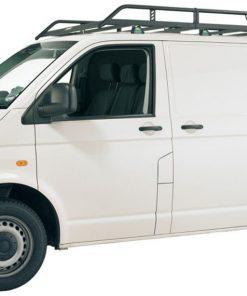 VW T5 Transporter Rhino Van Roof Rack Swb Twin Rear Door R507