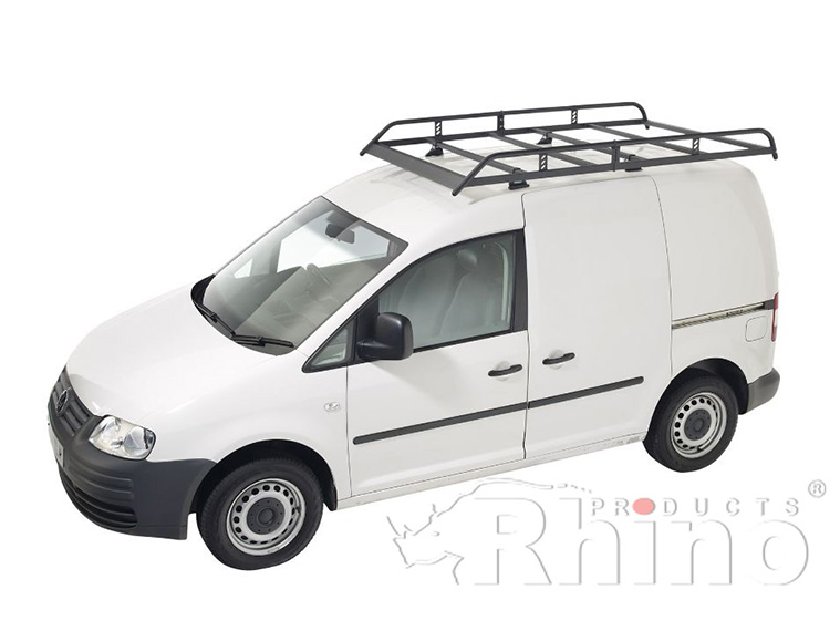 Vw Caddy Maxi Rhino Van Roof Rack Twin Rear Door Plyline