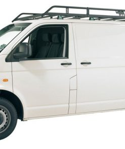 VW T5 Transporter Rhino Van Roof Rack Lwb Twin Rear Door R509