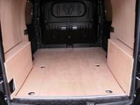 Vauxhall Combo 2012 On Maxi Van Ply Lining Kit