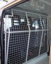 Swb Nissan Primastar Van Wire Mesh Bulkhead SRS