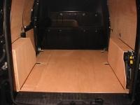 Kangoo Maxi Van Ply Lining Kit 2009 On - Twin Sliding Doors