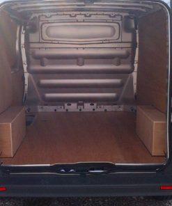 Renault Short Wheel Base Trafic Crew Cab Van Ply Lining Kit