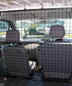 Citroen Berlingo Van 2008 On Wire Mesh Bulkhead SRS