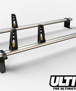 2 Bar Reinforced Aluminium Roof Rack For The Fiat Doblo March 2010 On Van VG284-2