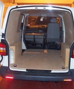 VW T5 - Short Wheel Base Transporter Van Ply Lining Kit