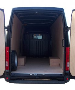 Iveco Short Wheel Base Daily Van Ply Lining Kit - 2000 on