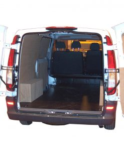 Mercedes Short Wheel Base Vito Van Ply Lining Kit - 2004 On
