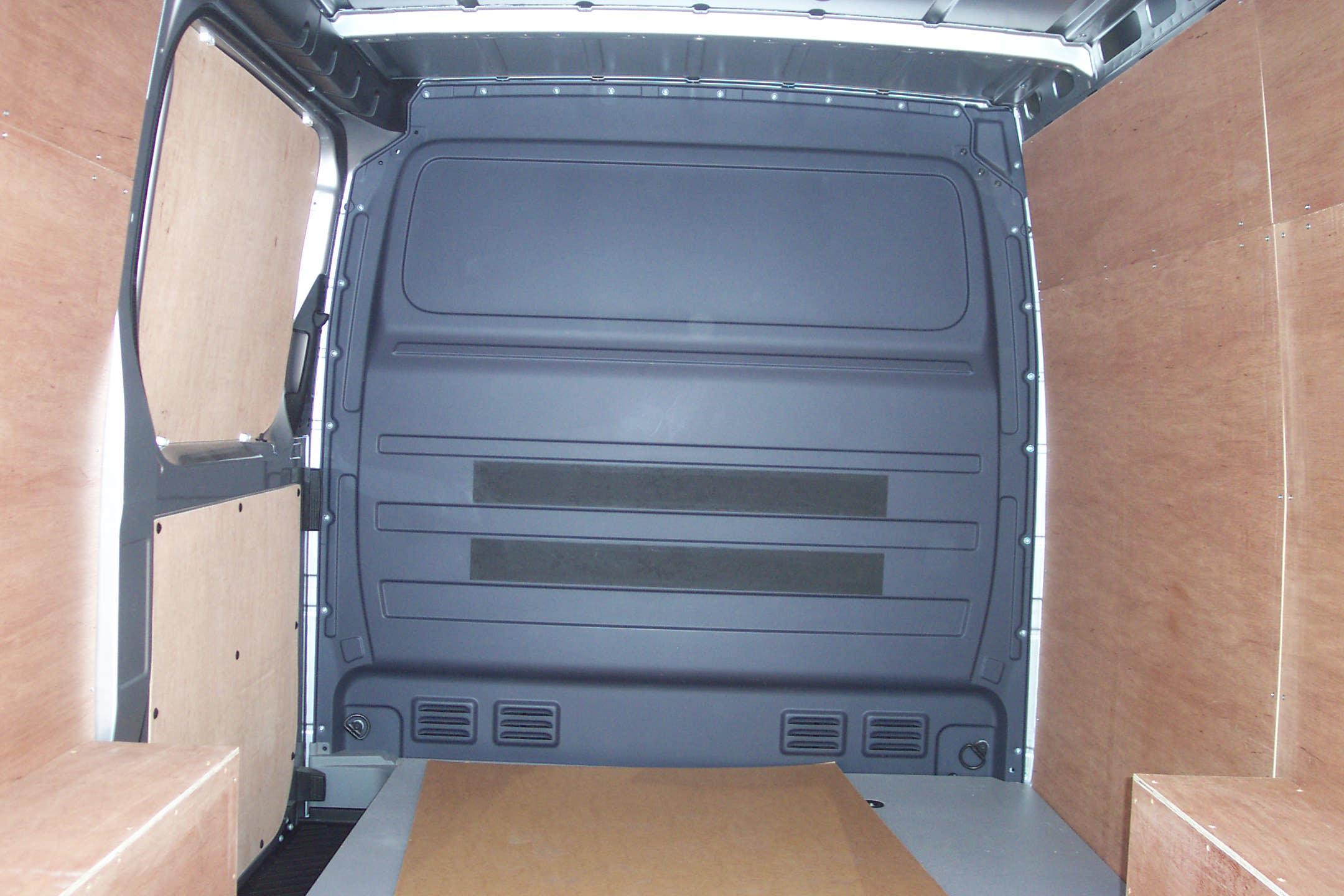 Citroen Medium Wheel Base Relay Van Ply Lining Kit - Pre Oct 2006