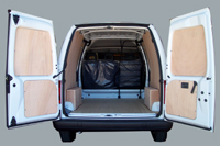 Citroen Dispatch Van Ply Lining Kit - Pre Feb 2007