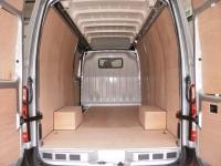 Renault Extra Long Wheel Base Master 2010 Onwards Plyling Kit
