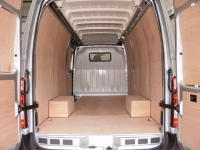 Vauxhall Extra Long Wheel Base Movano 2010 Ply Lining Kit