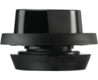 Flettner 2000 Rotating Wind Driven Van Roof Air Vent Black