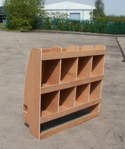 Berlingo First / Partner Origin Pre 08 Models Plywood Shelving System